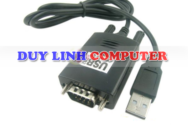Dây USB TO RS 232
