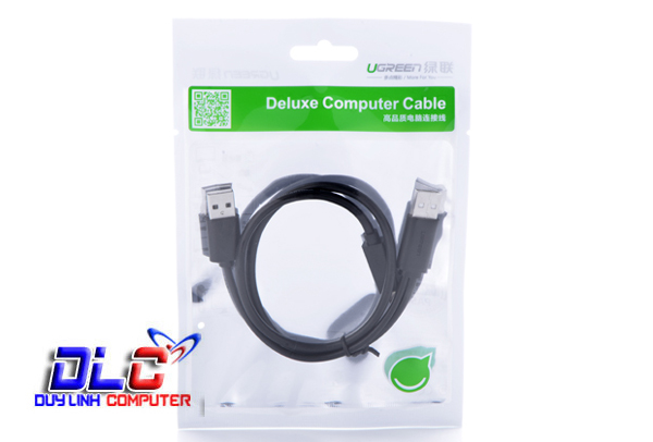 Cáp USB 2.0  to Mini USB 1M UGREEN US107 UG-10347