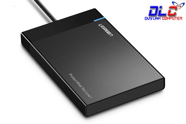 HDD Box USB 3.0 2,5 inch Chính hãng Ugreen 30847