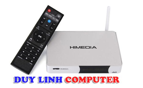 Android box Himedia Q5 pro cao cấp chính hãng hỗ trợ 4K