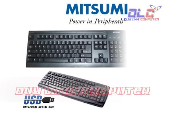 Bàn phím Mitsumi USB
