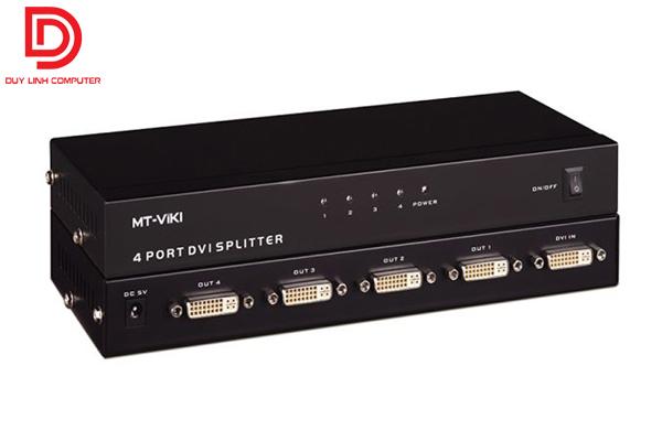 Bộ chia DVI MT-VIKI (MT-DV4H) 1 ra 4 chính hãng