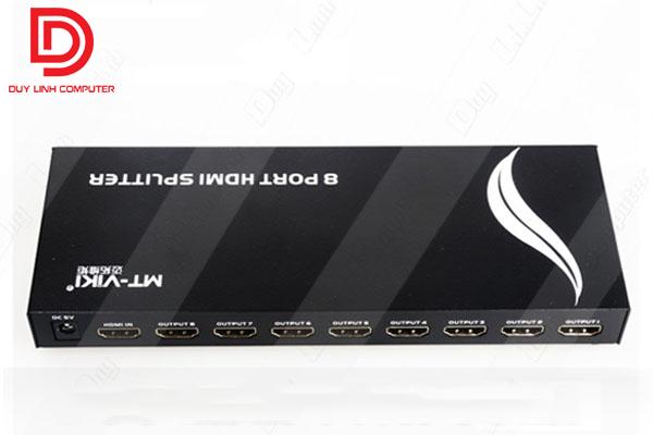 Bộ chia HDMI 1 ra 8 VIKI MT-SP108 chính hãng