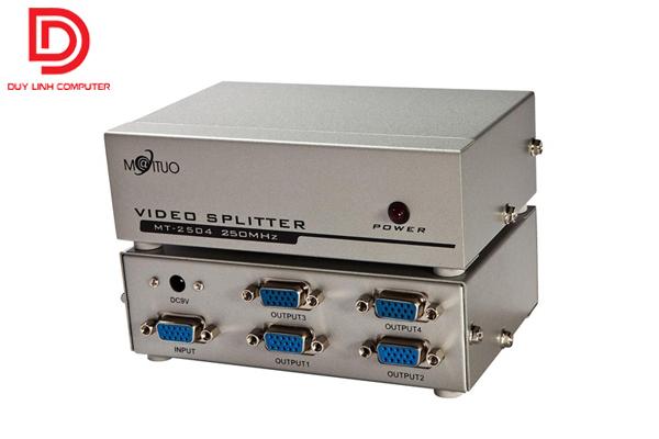 Bộ chia tín hiệu VGA 1 ra 4