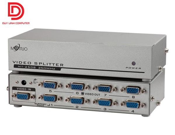 Bộ Chia tín hiệu VGA 1 ra 8