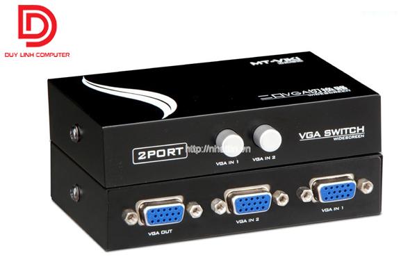 Bộ chia VGA 2 ra 1 hoặc 1 ra 2 chính hãng Viki MT-15-2CF.