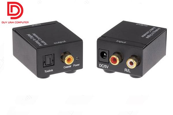 Bộ chuyển đổi Analog sang Digital Audio converter