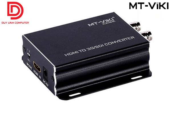 Bộ chuyển đổi HDMI sang 3G/SDI 2 PORT - Chính hãng MT-Viki SDI-H03