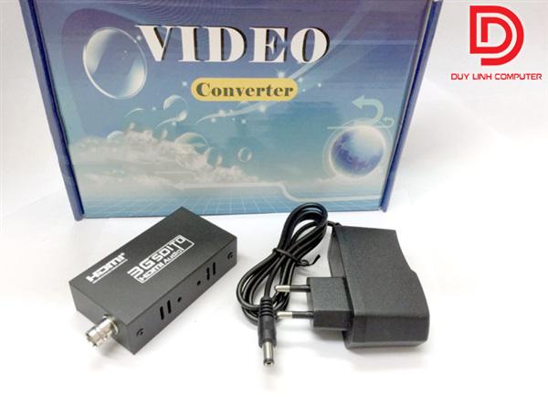 Bộ chuyển đổi SDI to HDMI chất lượng cao