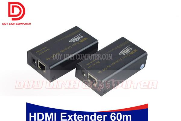 Bộ chuyển tín hiệu HDMI - HDMI 60m EKL-HE60