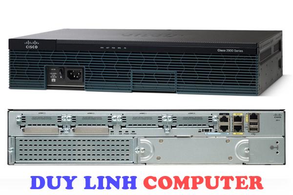 Bộ định tuyến Cisco 2911