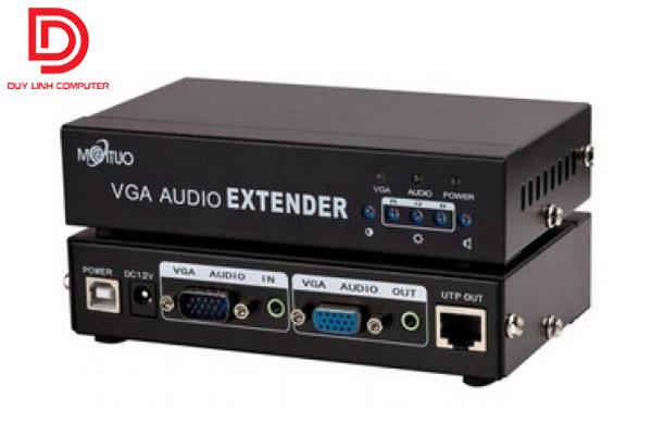 Bộ khuếch đại tín hiệu VGA 100m chính hãng MT-VIKI MT-100T