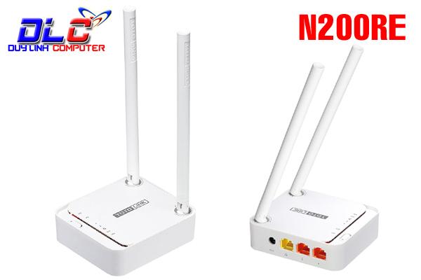 Bộ phát wifi Chuẩn N Totolink N200RE Cao cấp