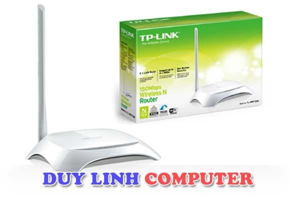 Bộ phát Wifi TP-LINK TL-WR720N tốc độ 150Mbps