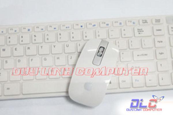 Bộ phím chuột không dây Apple Mini