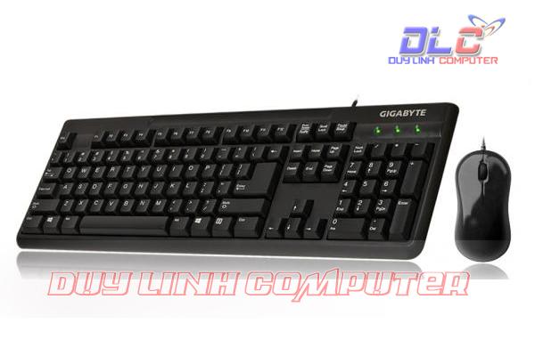 Bộ phím và chuột Gigabyte KM3100