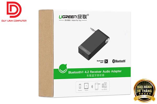 Bộ thu âm thanh Bluetooth 4.2 hỗ trợ APTX Ugreen 40756