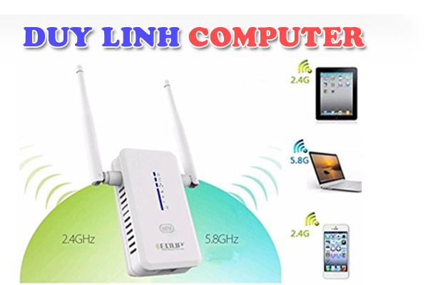 Bộ thu & phát tiếp sóng wifi EDUP EP-AC2931 tốc độ 750Mb