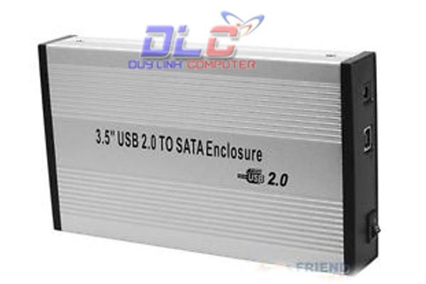 Box HDD Enclosure 3.5 Sata / IDE