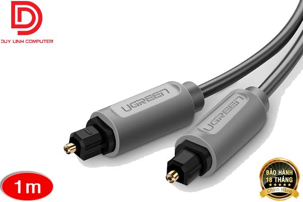 Cáp audio quang Optical 1M chính hãng Ugreen AV122 UG-10768 cao cấp