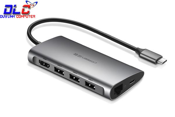 Cáp chuyển đa năng USB Type-C Ugreen 50538 chính hãng