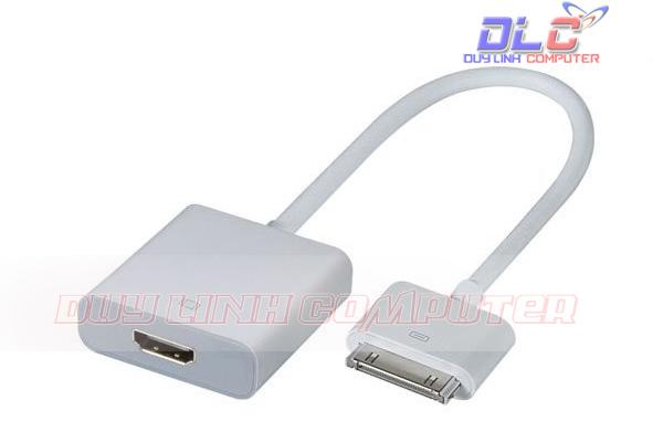 Cáp chuyển đổi tín hiệu Ipad, Iphone to HDMI