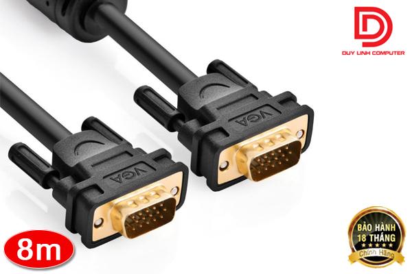 Cáp VGA 8M Ugreen UG-11640 hỗ trợ HD