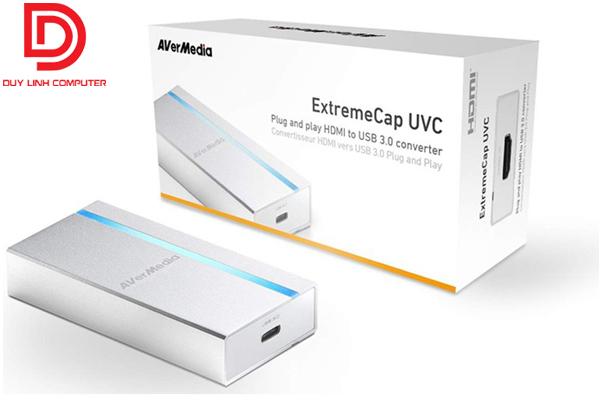 Card ghi hình cao cấp AverMedia BU110 chuẩn USB Type C
