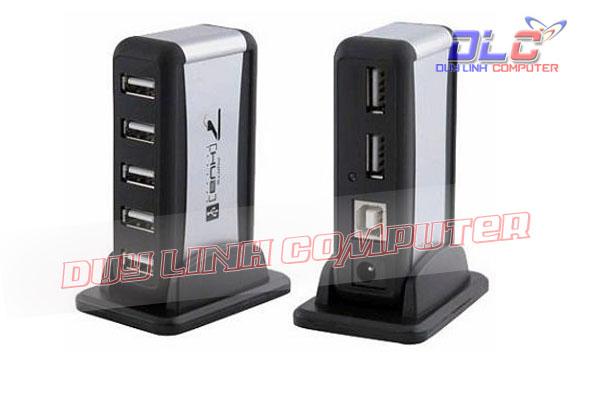 Bộ Chia USB 7 cổng có nguồn