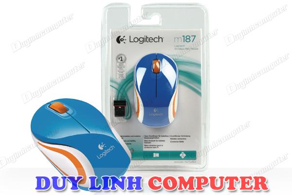 Chuột không dây Logitech M187
