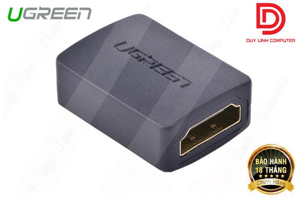 Đầu nối HDMI cao cấp Ugreen 20107 chính hãng