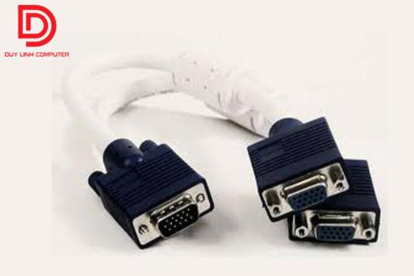 Dây chia VGA 1 ra 2 xịn