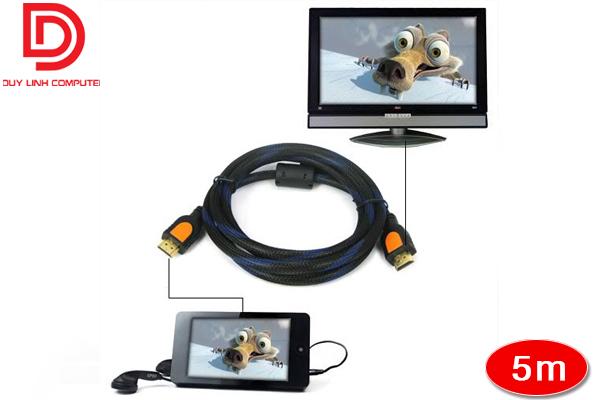 Dây HDMI to HDMI 5M