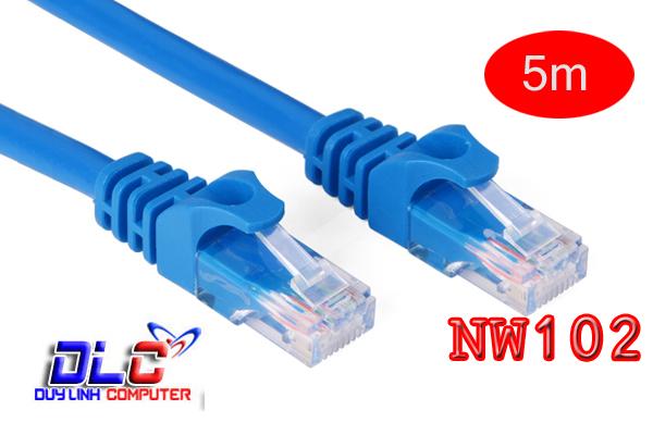 Dây mạng 5M Cat 6 UTP Ugreen NW102 UG-11204