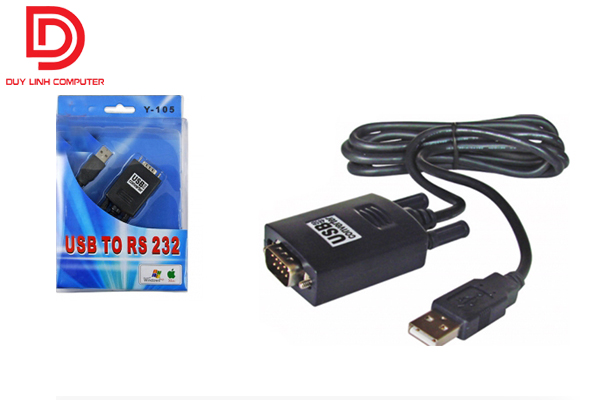Dây USB TO RS232 y105 thường