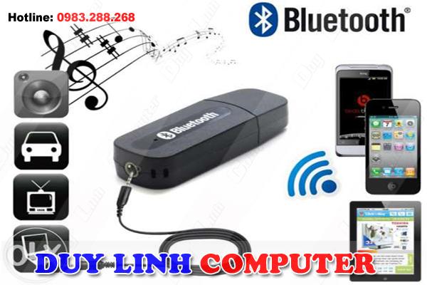 Kết nối âm thanh không dây từ Mobile, Tablet sang Loa, âm ly - Bluetooth Music H-163