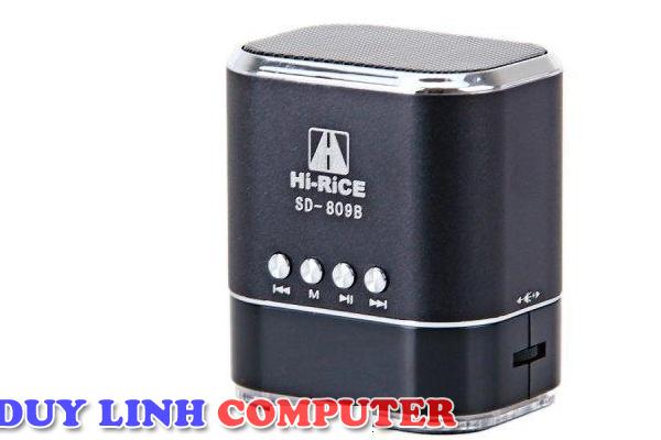 Loa bluetooth HI-RICE SD 809B