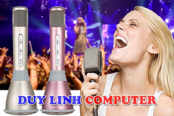 Micro Karaoke kèm loa chính hãng TUXUN K068