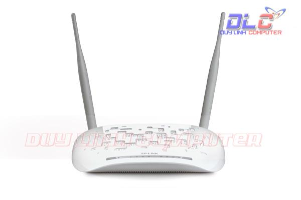Modem ADSL - WIFI TP-LINK TD-W8961ND