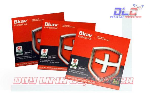 Phần mềm diệt Virus BKAV  2015