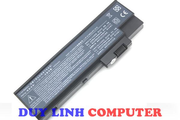 Pin Acer aspire1680, 1690, 2300, Extensa 2300 3000 4100 Travelmate 2300 2310 4100WLMi,aspire 7000 7100 9410Z 5110 5610 ,5602,Aspire 5600 1410