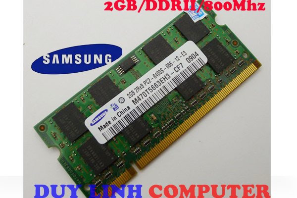 Ram Laptop SAMSUNG 2GB/DDR2/800mhz