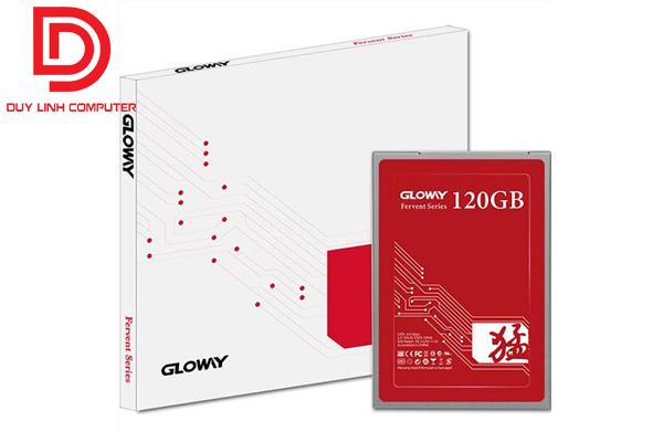 SSD Gloway 120GB S3-S7 SATA3 chuẩn 2.5 chính hãng