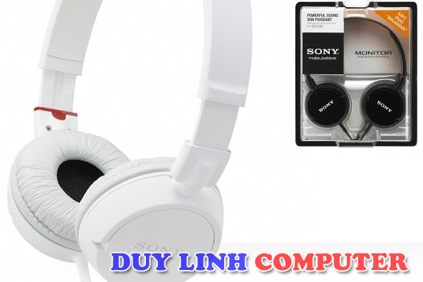 Tai nghe  Sony ZX 100