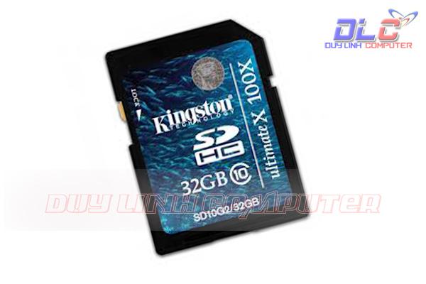 Thẻ Nhớ Kingston SD 32gb - Class 10