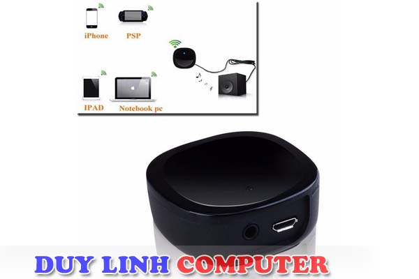 Thiết bị nhận Bluetooth 4.1 music receiver B3501 từ Mobile, Tablet ,Laptop ra Loa, Âm Ly