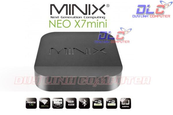 TiVi Android MINIX NEO X7 MINI