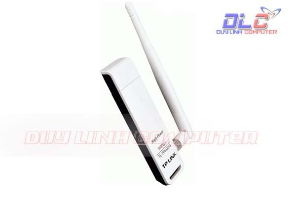 Bộ thu Wifi TP Link TL-WN722N - 150Mbps