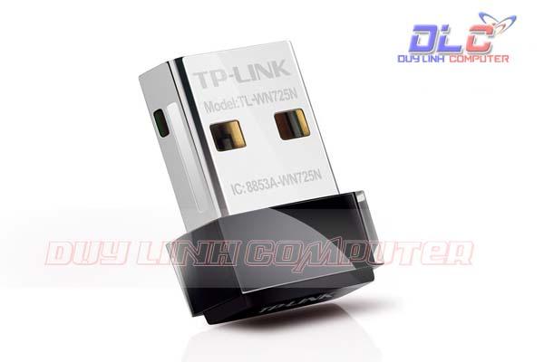 Bộ thu sóng Wifi TP LINK TL-WN725N - 150Mbps