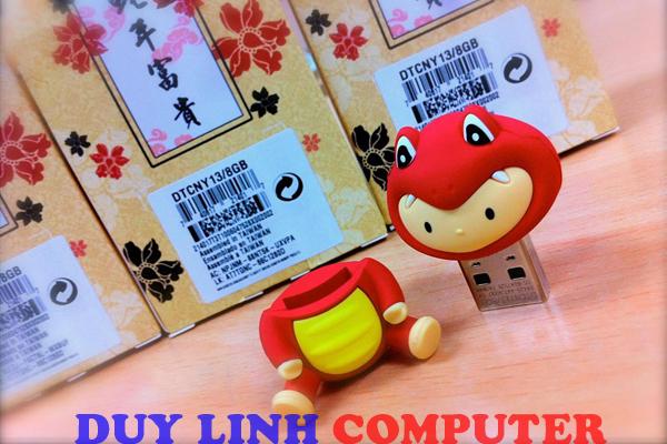 USB rắn đỏ 8G